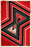 Black Widow (film) poster 022 textless