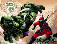 Bruce Banner (Earth-616) and Wade Wilson (Earth-616) from Deadpool Vol 4 37 001