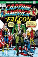 Captain America Vol 1 176