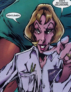 Doctor Weisman (Earth-616) from X-Force Vol 1 46 0001.jpg