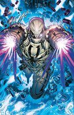 Agent Anti-Venom (Symbiote)