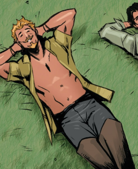 Fandral (Earth-14412)/Gallery