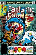 Fantastic Four Vol 1 242