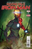 Invincible Iron Man Vol 4 3