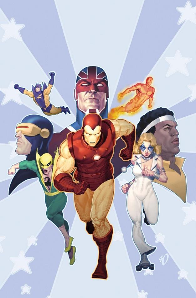 Future Iron Man's Team (Earth-616)
