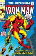 Iron Man Vol 1 39