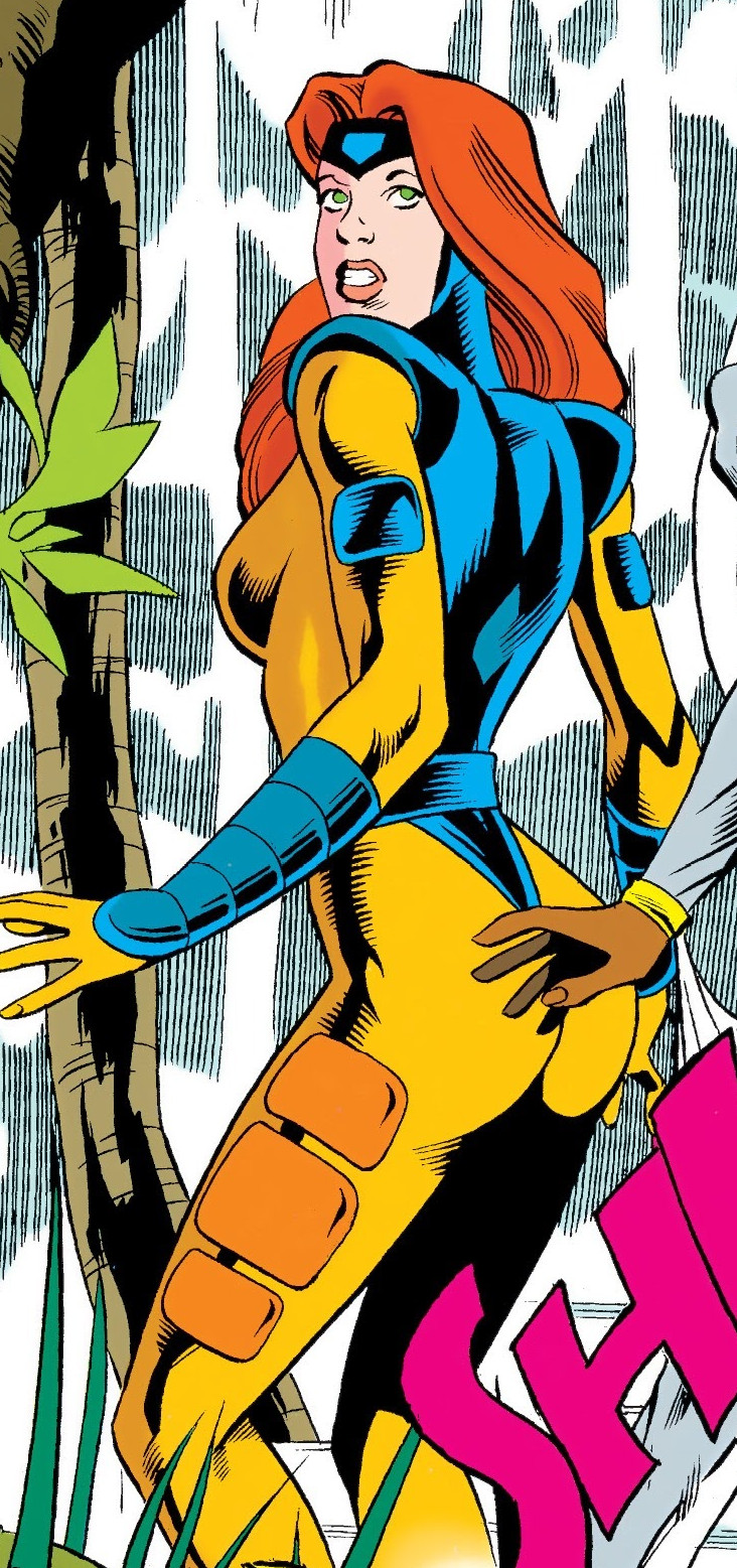 Jean Grey (Earth-TRN566)