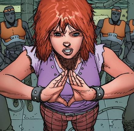 Joanie (LMD) (Earth-616)