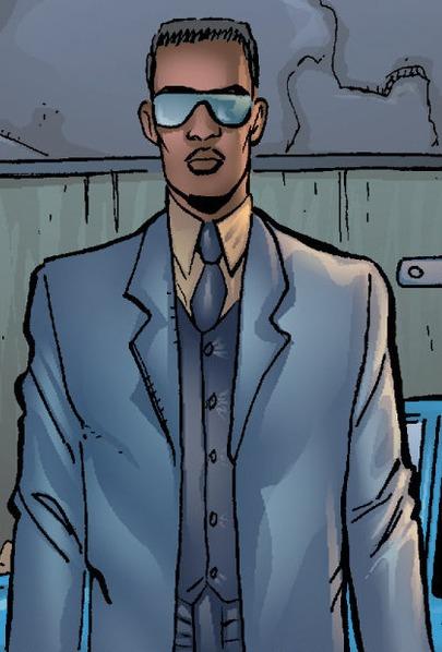 Joe Small (Earth-616)