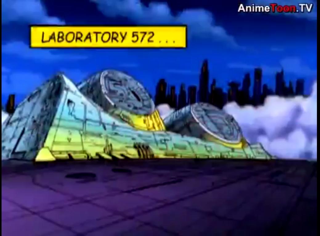 Laboratory 572 (New York City, Counter-Earth)/Gallery
