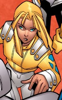 Laurie Collins (Earth-616) from New X-Men Vol 2 2 cover 001