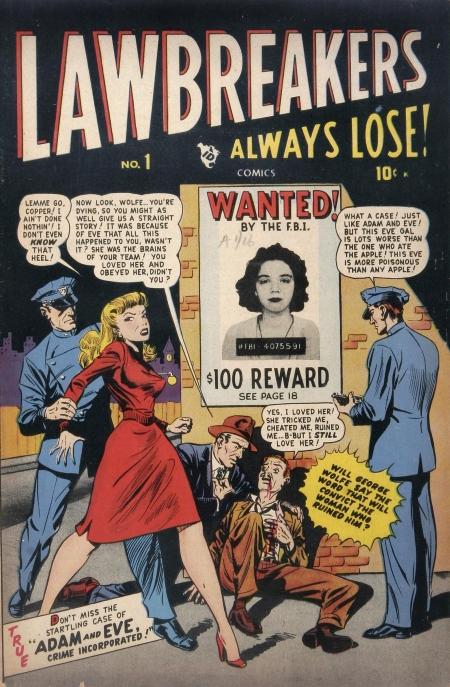 Lawbreakers Always Lose Vol 1