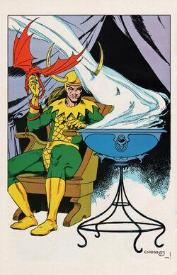Loki Laufeyson (Earth-616) Pin-Up from Marvel Fanfare Vol 1 20 0001.jpg