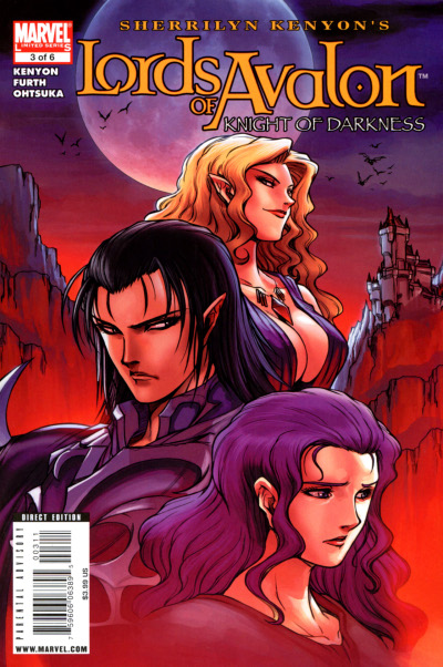 Lords of Avalon: Knight of Darkness Vol 1 3