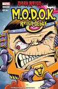 MODOK Reign Delay Vol 1 1