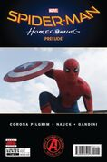 Marvel's Spider-Man Homecoming Prelude Vol 1 1