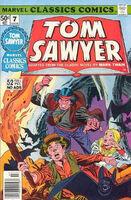 Marvel Classics Comics Series Featuring Tom Sawyer Vol 1 1