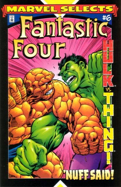 Marvel Selects: Fantastic Four Vol 1 6