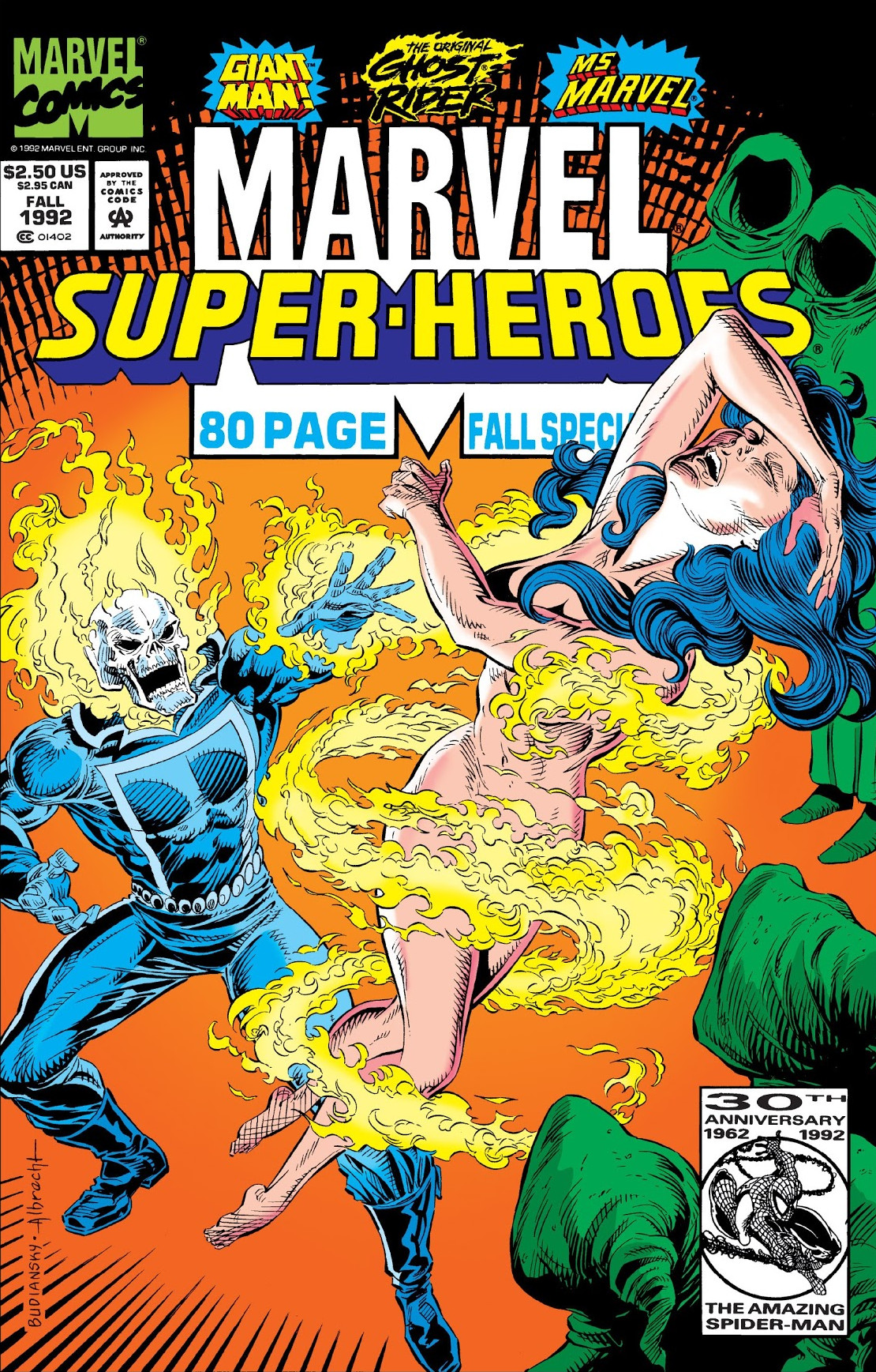 Marvel Super-Heroes Vol 2 11