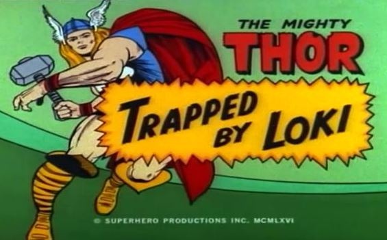 Marvel Superheroes: The Mighty Thor Season 1 1