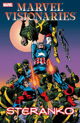 Marvel Visionaries Jim Steranko TPB Vol 1 1