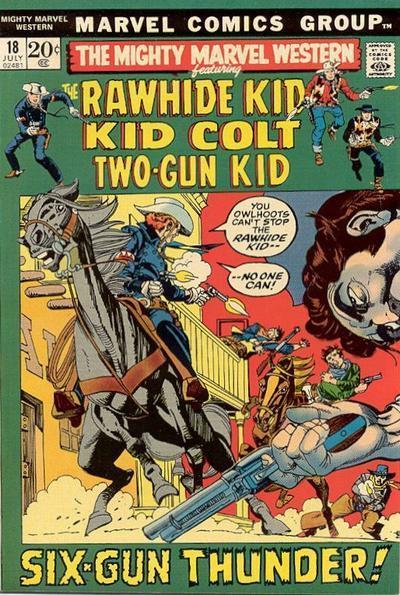 Mighty Marvel Western Vol 1 18