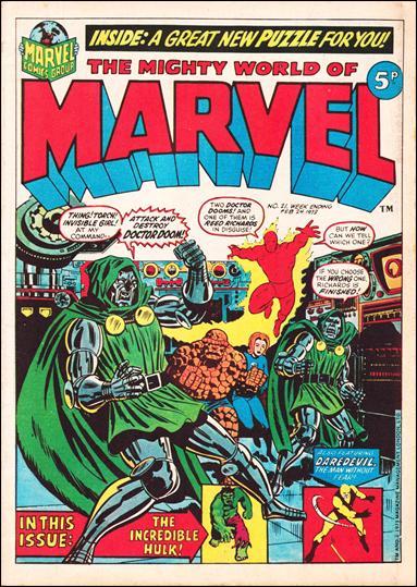 Mighty World of Marvel Vol 1 21