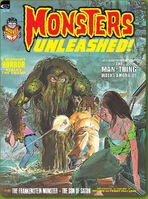 Monsters Unleashed Vol 1 3