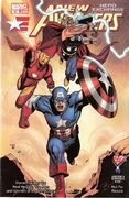 New Avengers Marvel Salutes the US Military Vol 1 9