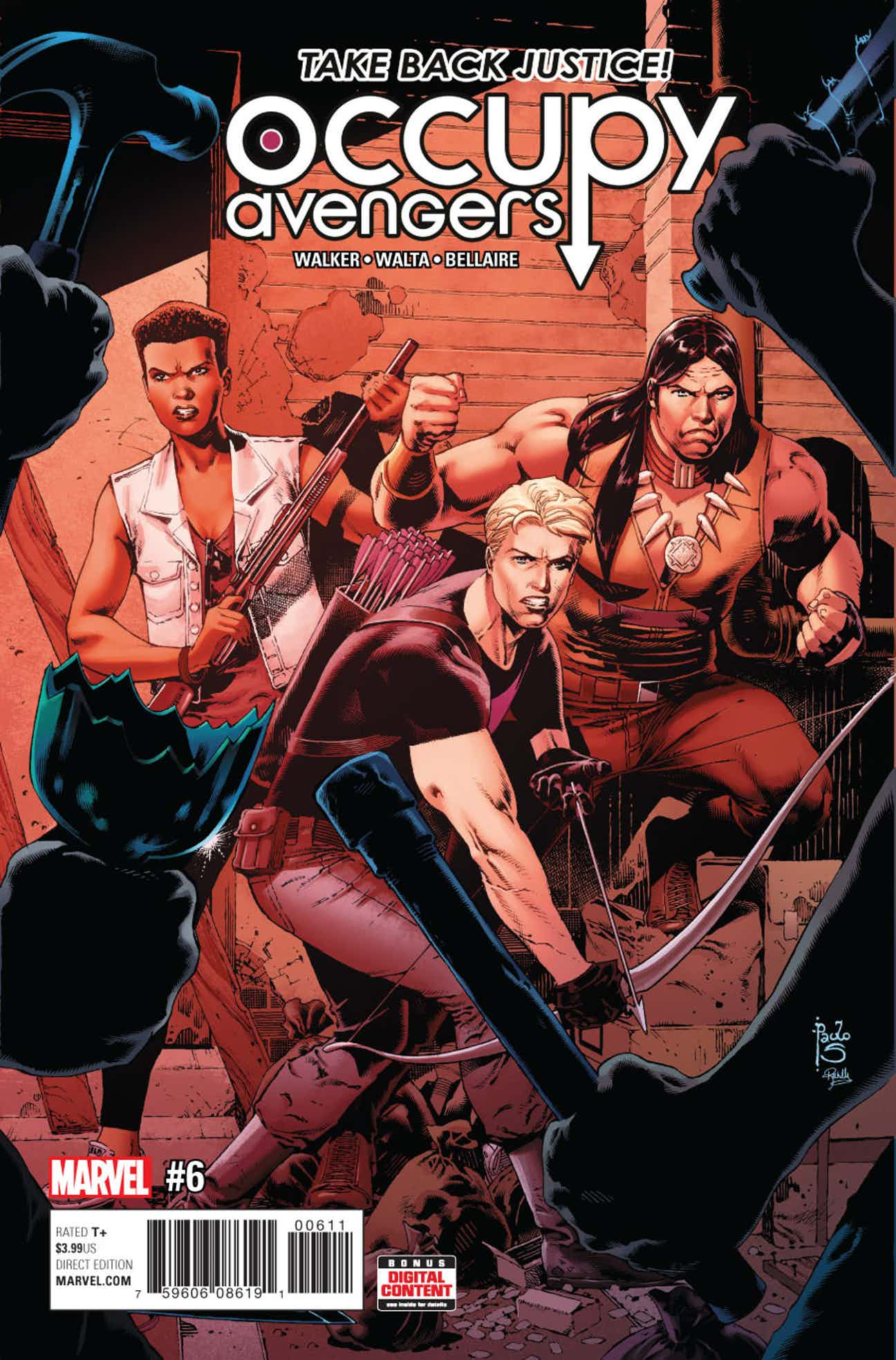Occupy Avengers Vol 1 6