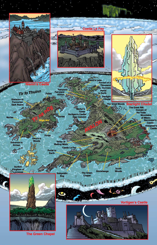 Avalon (Otherworld)