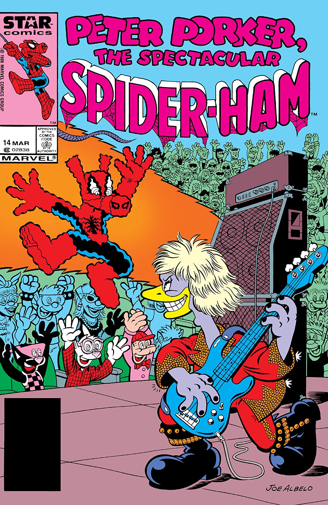 Peter Porker, The Spectacular Spider-Ham Vol 1 14