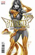 Phoenix Resurrection The Return of Jean Grey Vol 1 1 JSC Exclusive Variant C