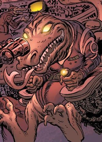 Piratasaurus (Earth-616)