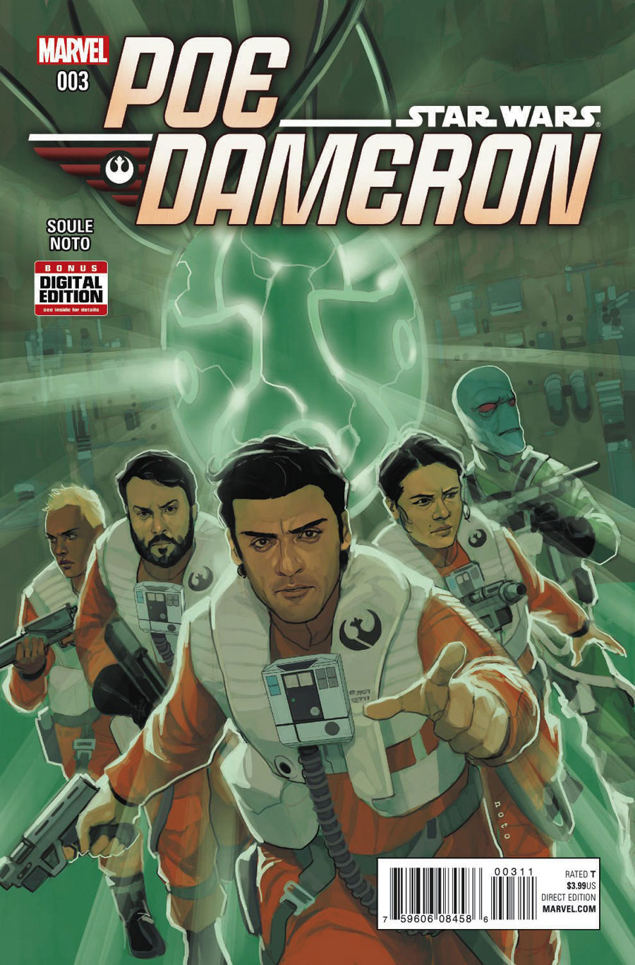 Poe Dameron Vol 1 3