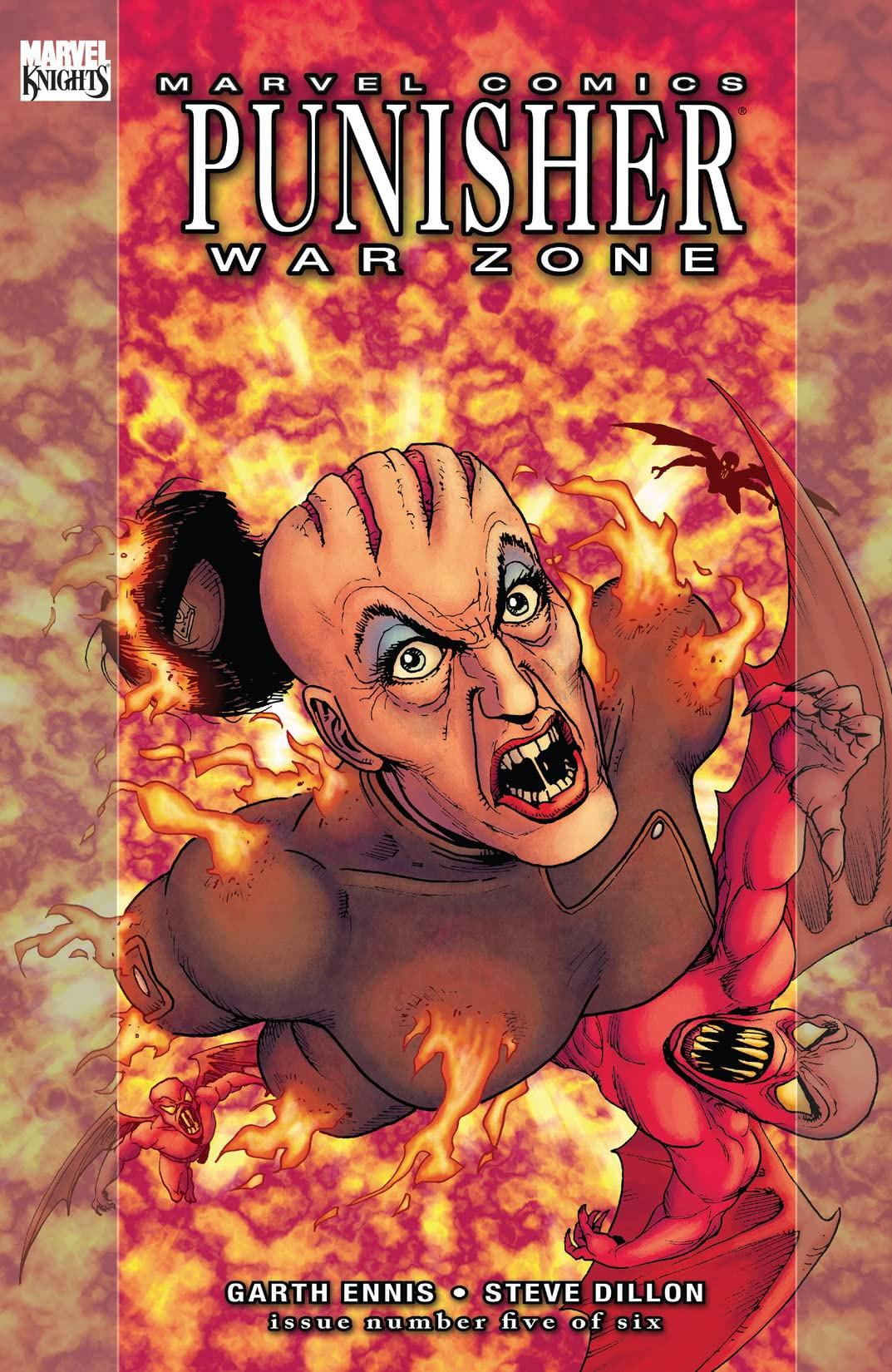 Punisher: War Zone Vol 2 5
