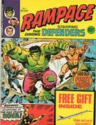 Rampage Vol 1 1