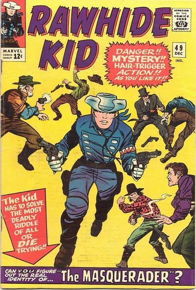 Rawhide Kid Vol 1 49