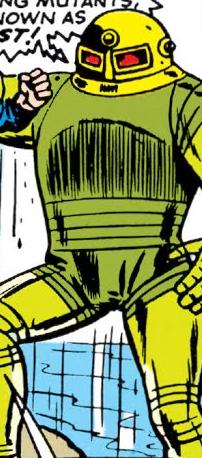 Robot Delta (Earth-616)