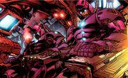 Sentinels (Earth-7642) from Cyberforce X-Men Vol 1 1 001.jpg