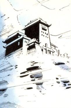 Seventh Moon Monastery