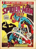 Spectacular Spider-Man Weekly Vol 1 343