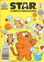 Star Comics Magazine Vol 1 2