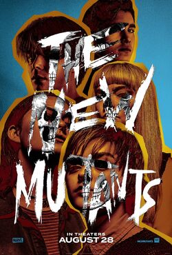 The New Mutants (film) poster 003.jpg