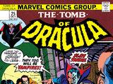 Tomb of Dracula Vol 1 25