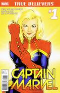 True Believers Captain Marvel Vol 1 1