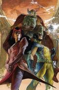 Uncanny Avengers Vol 1 3 Simone Bianchi Variant Textless