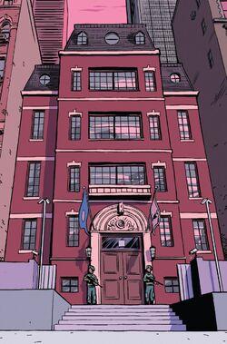Wakandan Embassy (New York City) from Daredevil Vol 4 6 001.jpg