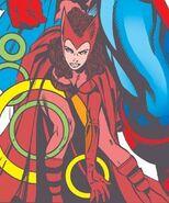 Wanda Maximoff (Earth-98105) Amazing Spider-Man Vol 1 439