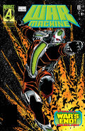 War Machine Vol 1 25